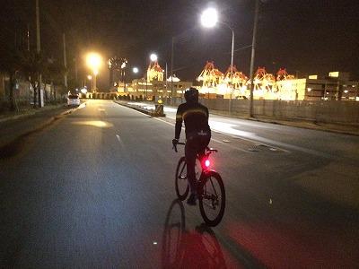六甲アイランド ロードバイク