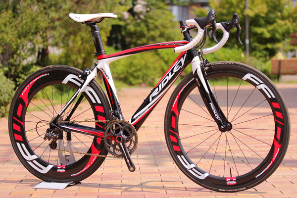 RIDLEY NORH RS FFWD
