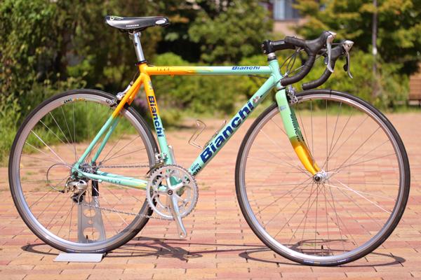 Bianchi ビアンキ MEGAPRO-L メガプロ パンターニ 105-5500