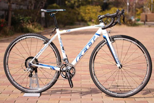 高価買取の自転車の種類、シクロクロスとは?