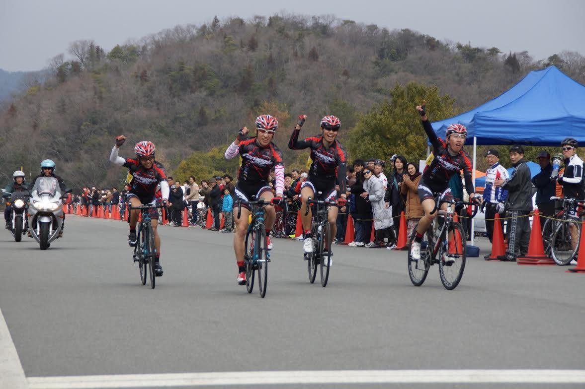 西日本チャレンジサイクルロードレース U―23クラス