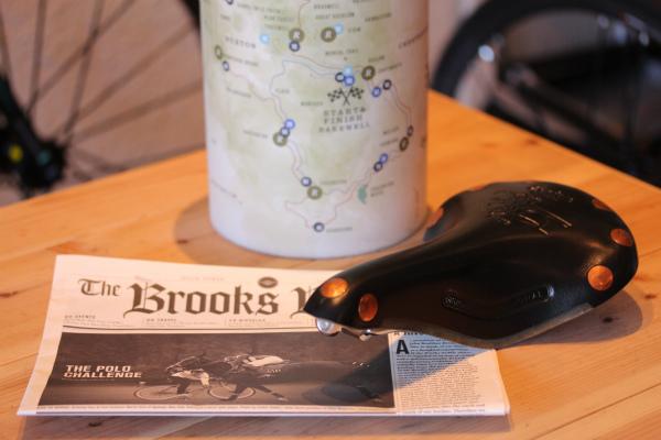 ロードバイクの高価買取パーツブランド、BROOKS「ブルックス」とは?