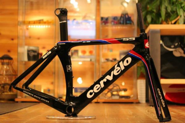 人気のロードバイクブランド、CERVELO(サーベロ)買取について