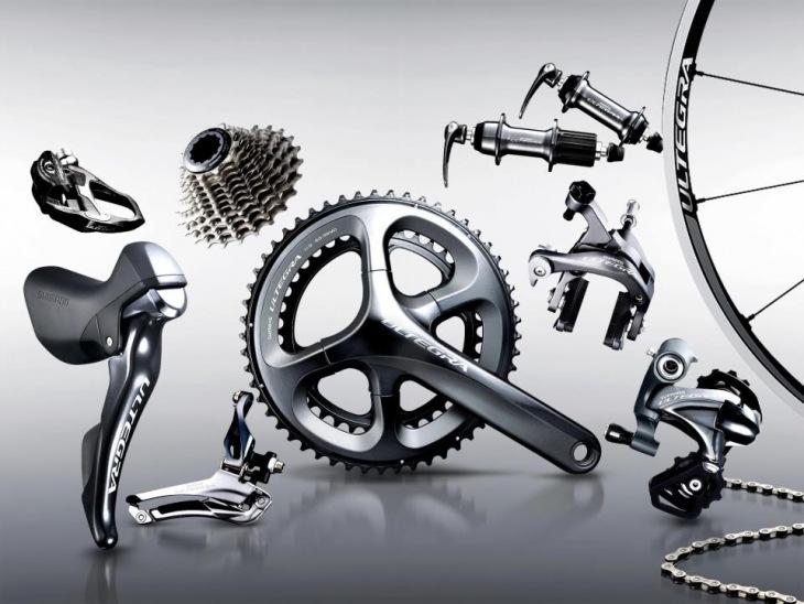 SHIMANOのロードバイクのコンポーネントを高価買取につなげる知識