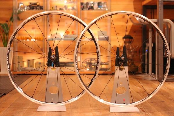 SHIMANOのロードバイクホイールが高価買取が可能な魅力