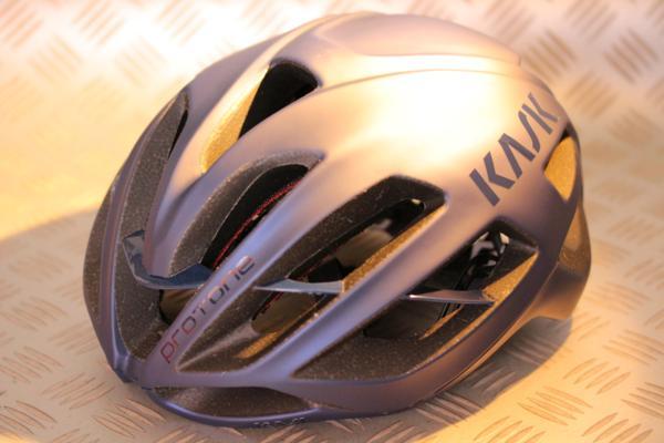 KASKのロードバイクヘルメットは買取にも強い品