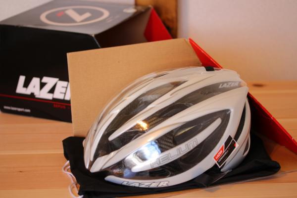 レイザーのロードバイクヘルメットは買取価格が高くなる