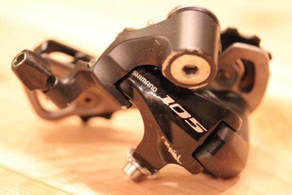 ロードバイクのリアディレイラーの特徴と高価買取