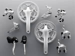 SHIMANOロードバイクのコンポーネント