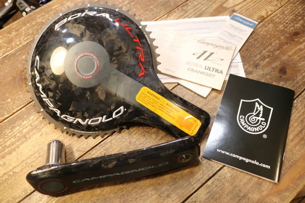 [Campagnolo]カンパニョーロのコンポーネントを高値で売却したい【ロードバイクの買取販売専門店ビチアモーレ】