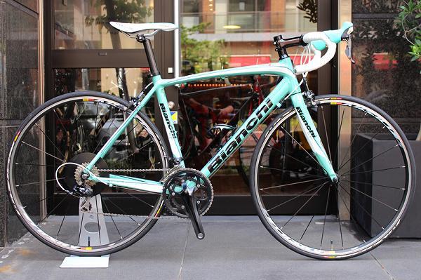 ビアンキ Bianchi インプルソ IMPULSO チェレステ シマノ 105 5700系  ロードバイク