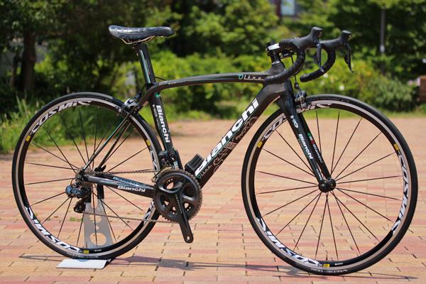ビアンキ オルトレ XR シマノ アルテグラ Di2 6870 ロードバイク