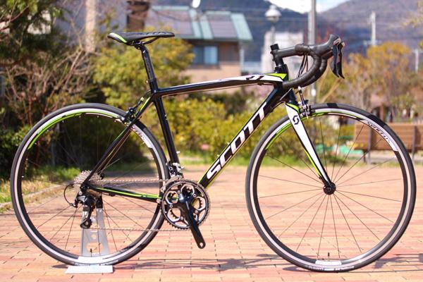 SCOTT スコット CR1 20 11速 105  ロードバイク